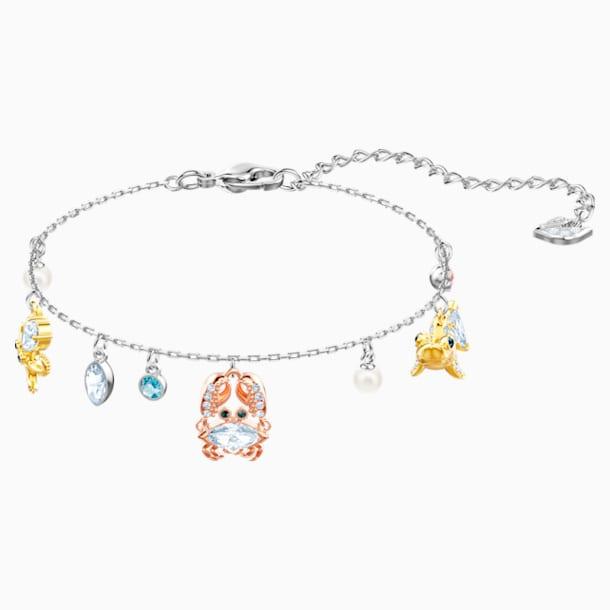 Ocean Bracelet, Multi-colored, Mixed plating - Swarovski, 5462584