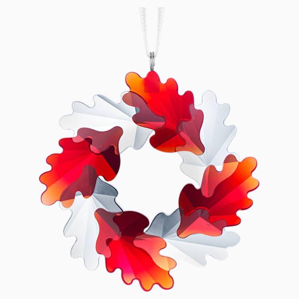 花環掛飾, 紅葉 - Swarovski, 5464866