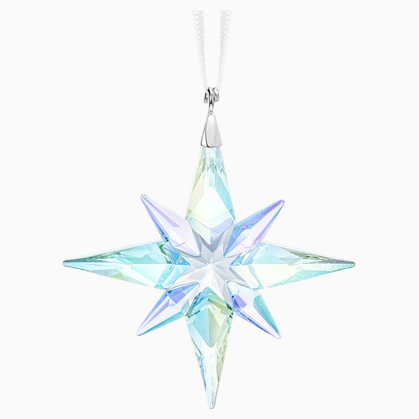 星星挂饰, Crystal AB, 小 - Swarovski, 5464868