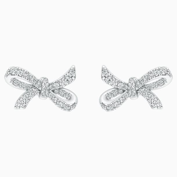 少女之舞18K金钻石耳环 - Swarovski, 5468490