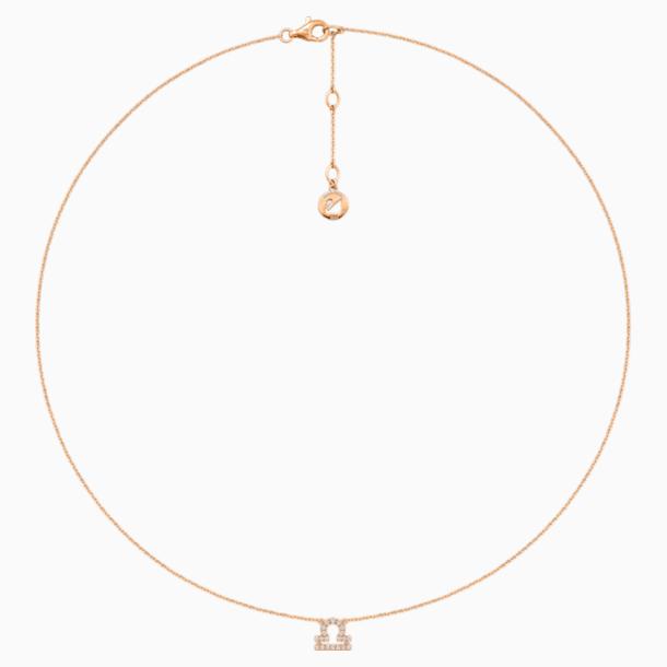 Zodiac Necklace, Libra - Swarovski, 5468502