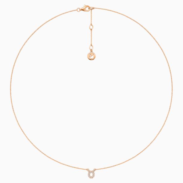Zodiac Necklace, Taurus - Swarovski, 5468507