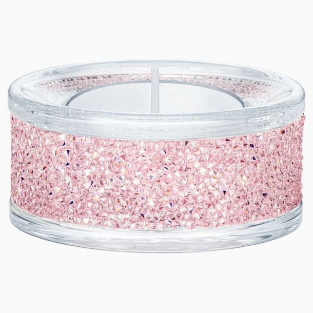 Shimmer 蠟燭, 粉紅色 - Swarovski, 5474276