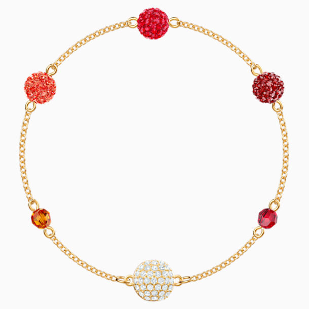 Swarovski Remix Collection Pop Strand, Multi-coloured, Gold-tone plated - Swarovski, 5479015
