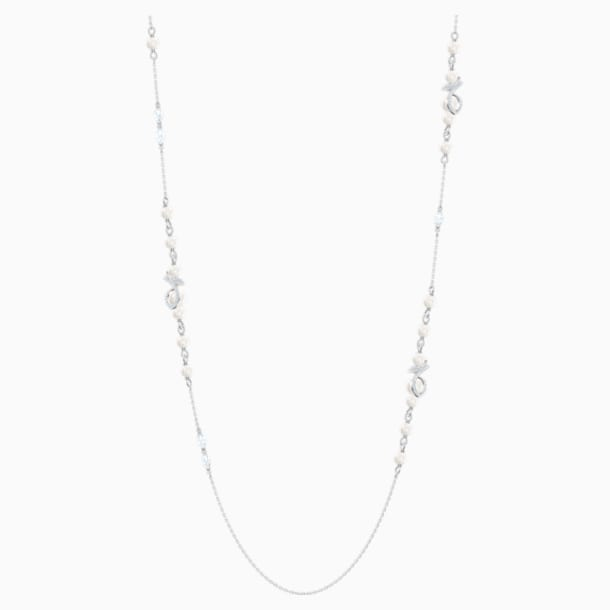 Leonore Strandage, Multi-colored, Rhodium plated - Swarovski, 5479976