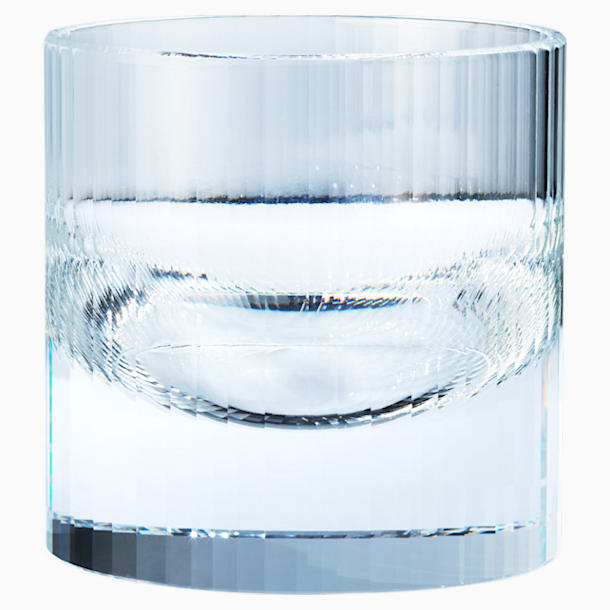 Vessels Wide Vase, White - Swarovski, 5482461