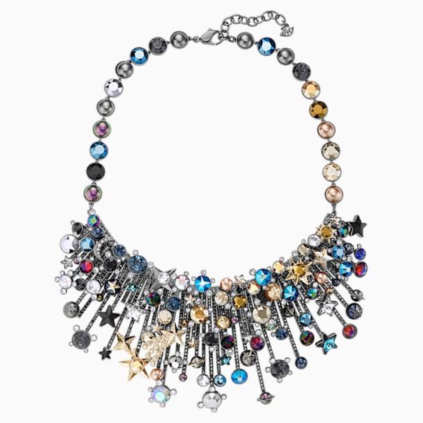 Collier Nocturnal Sky, multicolore, Finition mix de métal - Swarovski, 5485481