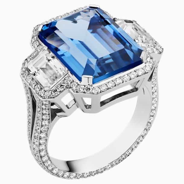 Ángel Ring, 18K White Gold, Size 48 - Swarovski, 5487236