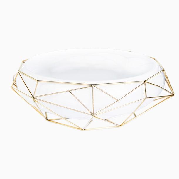 Framework Schale, weiss - Swarovski, 5488387