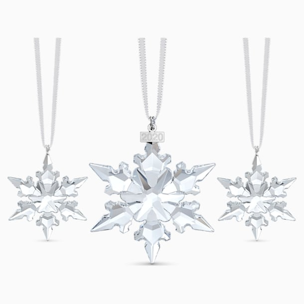 Annual Edition Ornament Set 2020 - Swarovski, 5489234