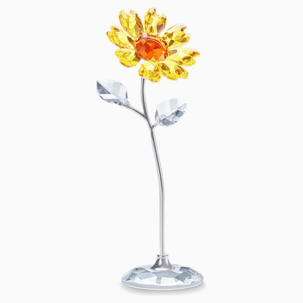 Květinové sny – Slunečnice, velká - Swarovski, 5490757
