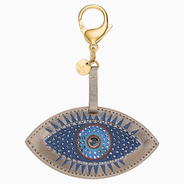 Tarot Eye Bag Charm, Multi-colored - Swarovski, 5494430