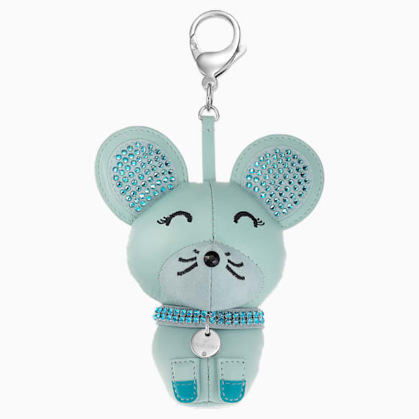 스와로브스키 키링 Swarovski GIP GIP Bag Charm, Multi Color