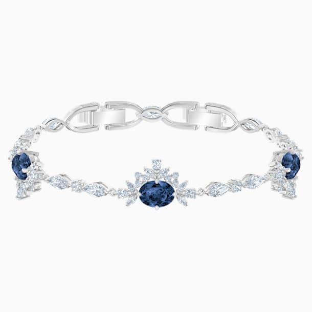 Palace 手链, 白色, 镀铑 - Swarovski, 5498828
