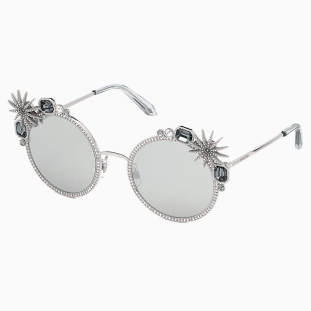 Calypso Sunglasses, SK240-P 16C, Silver tone - Swarovski, 5500210