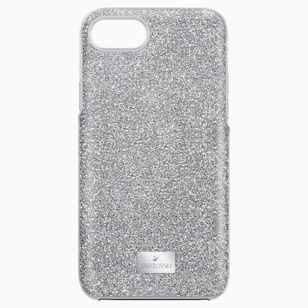 High 智能手機防震保護套殼, iPhone® 8, 灰色 - Swarovski, 5503548