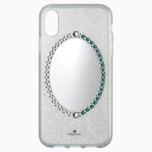 Black Baroque Smartphone Case, iPhone® XR, Grey - Swarovski, 5504674