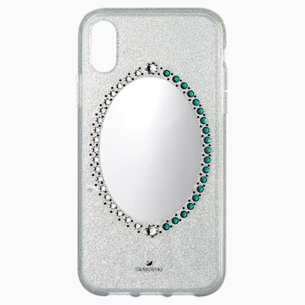 Black Baroque Smartphone 套, iPhone® XR, 灰色 - Swarovski, 5504674