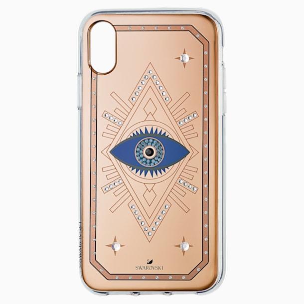Funda para smartphone Tarot Eye, iPhone® XR, Oro Rosa - Swarovski, 5507389