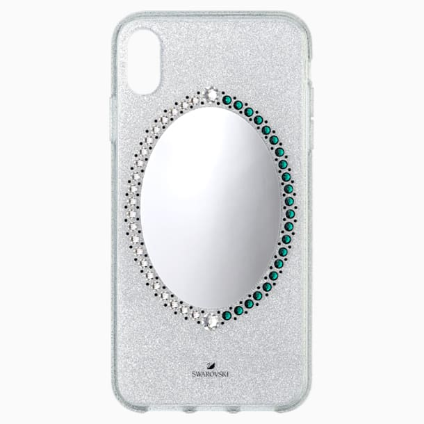 Black Baroque Smartphone 套, iPhone® XS Max, 灰色 - Swarovski, 5507554