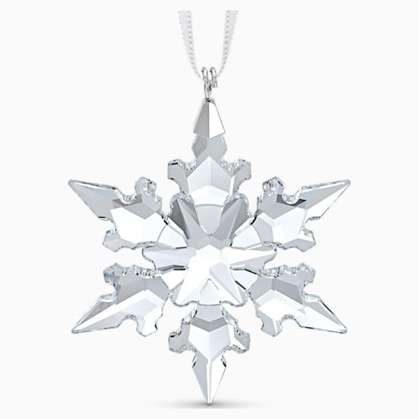 Decoración Copo de nieve pequeño - Swarovski, 5511042