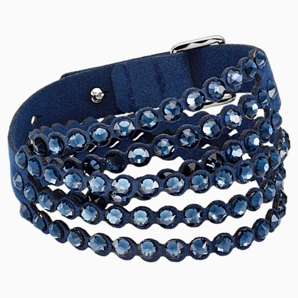 Swarovski Power Collection Bracelet, Blue - Swarovski, 5511697