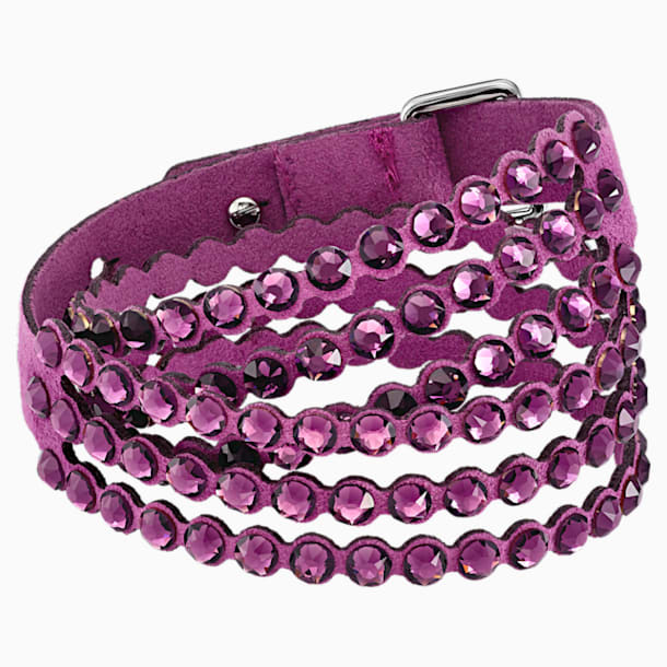 Swarovski Power Collection Bracelet, Purple - Swarovski, 5511699
