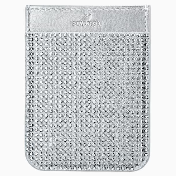 Swarovski Карман-стикер для смартфона, Серый Кристалл - Swarovski, 5514685