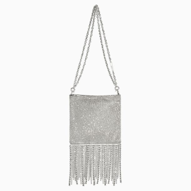 Fringe Benefit Bag, Gray - Swarovski, 5517601