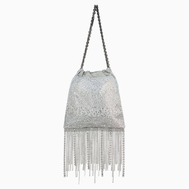 Fringe Benefit Hotfix Bag, Gold tone - Swarovski, 5517617