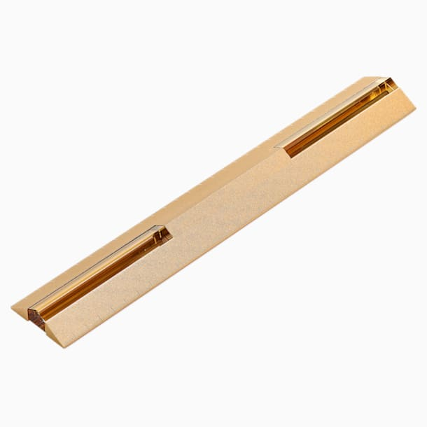 Stationery Ruler, Bronze tone - Swarovski, 5519690