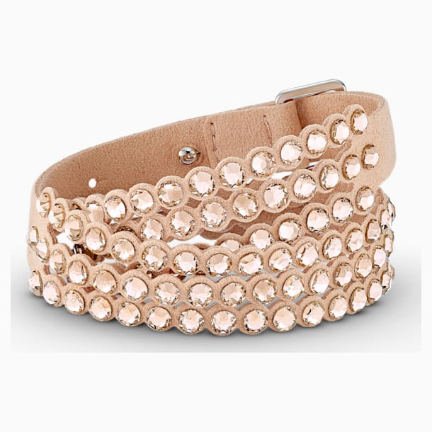 Pulsera Swarovski Power Collection Slake, rosa - Swarovski, 5523022