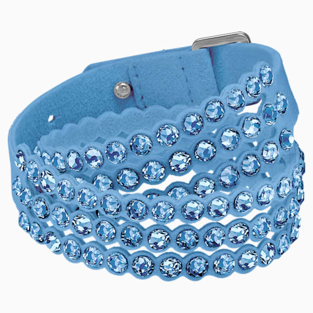 Swarovski Power Collection Bracelet, Blue - Swarovski, 5523043