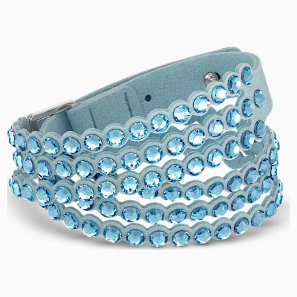 Swarovski Power Collection Armband, türkis - Swarovski, 5523062