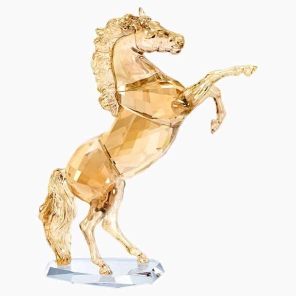 駿馬, 金色 - Swarovski, 5523935