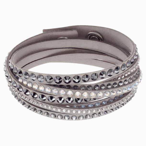 Bracelet Slake Deluxe, gris - Swarovski, 5524009