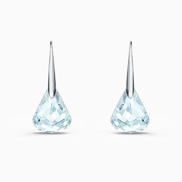 Spirit Серьги, Голубой Кристалл, Родиевое покрытие - Swarovski, 5529138