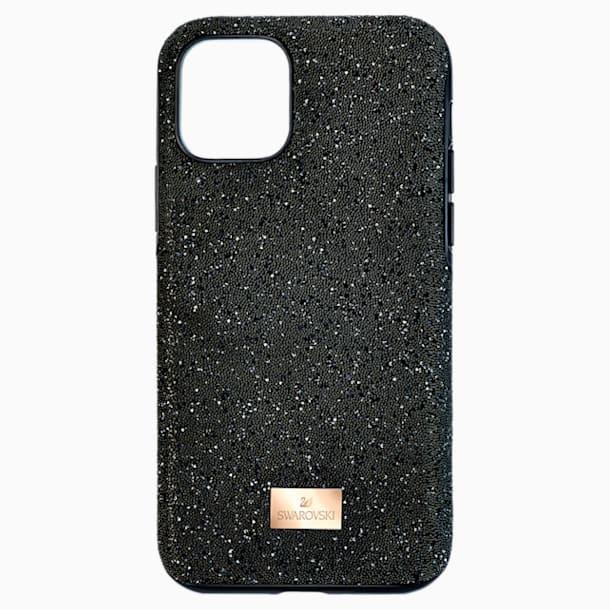Etui na smartfona High, iPhone® 11 Pro, czarne - Swarovski, 5531144