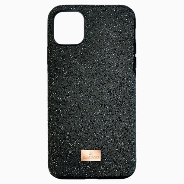 Θήκη για smartphone High, iPhone® 11 Pro Max, μαύρη - Swarovski, 5531150
