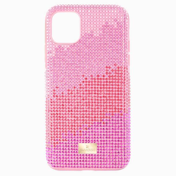 High Love Smartphone Case, iPhone® 11 Pro Max, Pink - Swarovski, 5531152