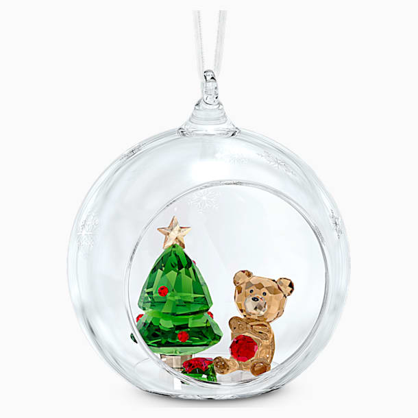 Ball-ornament, kersttafereel - Swarovski, 5533942