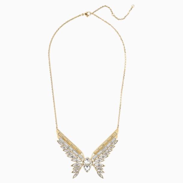 Wonder Woman Necklace, Gold tone, Gold-tone plated - Swarovski, 5535586