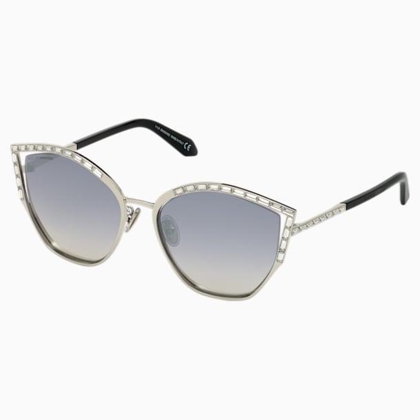 Fluid Sunglasses, SK0274-P-H 16C, Gray - Swarovski, 5535795