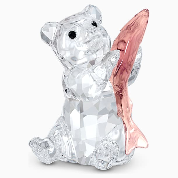 Bear with Fish - Swarovski, 5536772