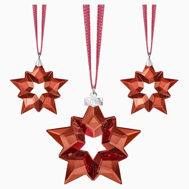Online Holiday Ornament Set 2019 - Swarovski, 5539027