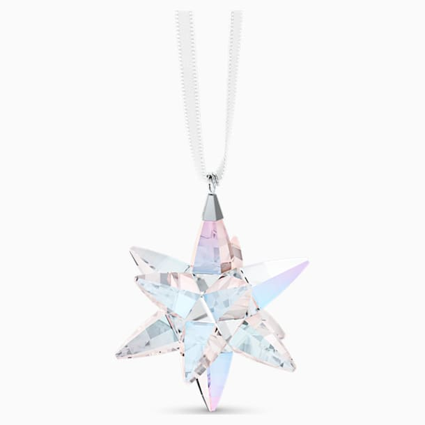 星星挂饰, Shimmer, 小 - Swarovski, 5551837