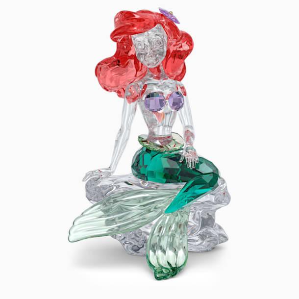 Mica sirenă Ariel, Ediția anuală 2021 - Swarovski, 5552916