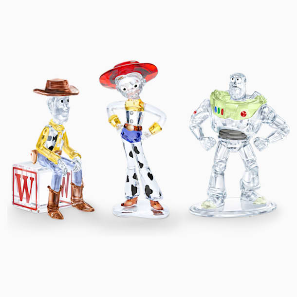Toy Story Online Set #1 - Swarovski, 5553538