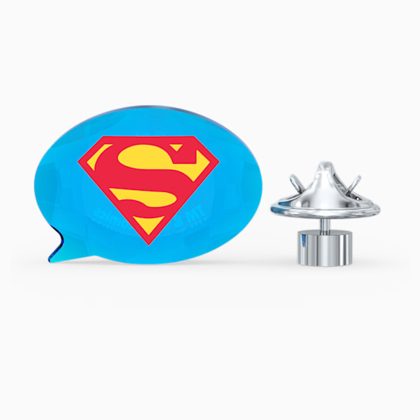 DC Comics Superman Imán Logotipo - Swarovski, 5557488