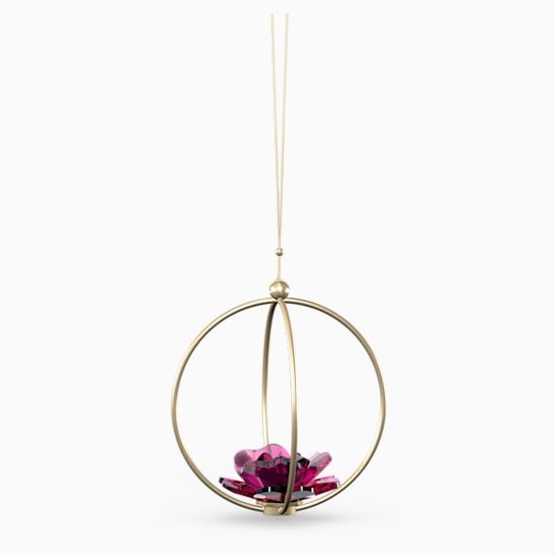 Garden Tales Rose Kugel Ornament, groß - Swarovski, 5557805